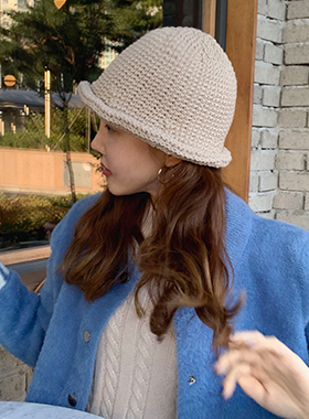 エリンボンゴジバケットハット帽子