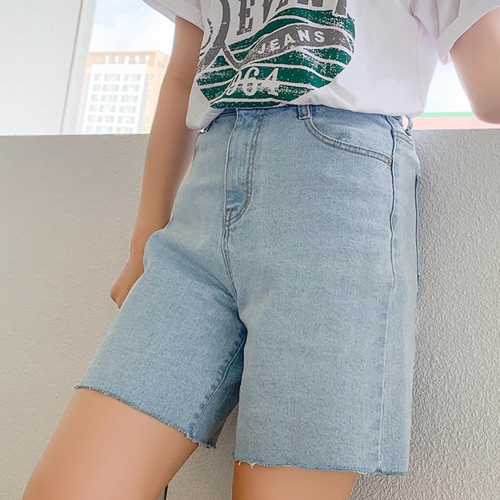 夏季牛仔短褲MA07161