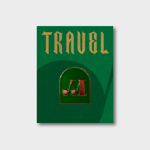 [MAMAMOO] TRAVEL BADGE