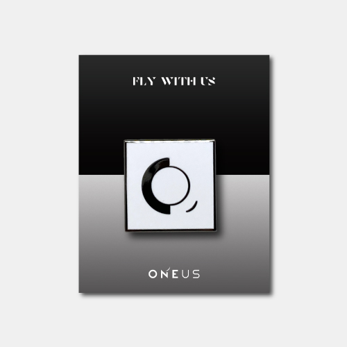 [ONEUS] FLY WITH US BADGE