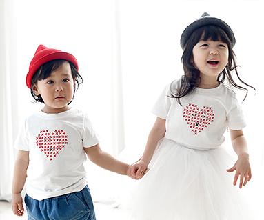 十字绣圆形婴儿短袖身体_16B01K