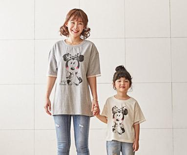 "<font color=""ffffff"">[家庭健康与家庭外观] <br></font>小米奇和婴儿短袖体恤衫_18B22"