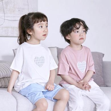 Sky是短袖体恤儿童21B08K /全家福,全家福服装
