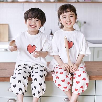 阿拉丁短裤儿童21B06K /全家福,全家福服装