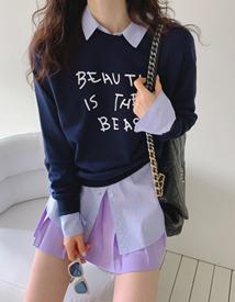 Beauty MTM tee