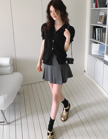 Euro mini skirt