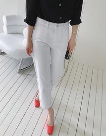 Fence white pants