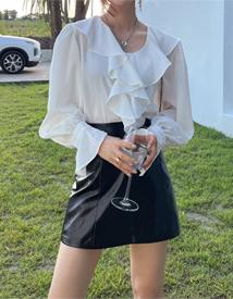 Roland hul blouse