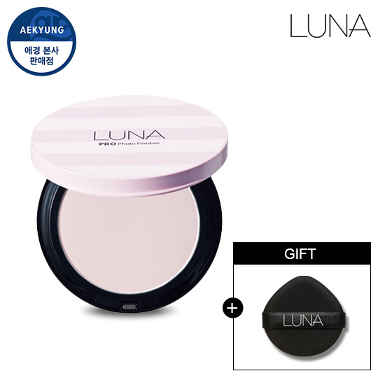 Luna Pro Photo Finisher(Pausash Bluff)+ Puff Present