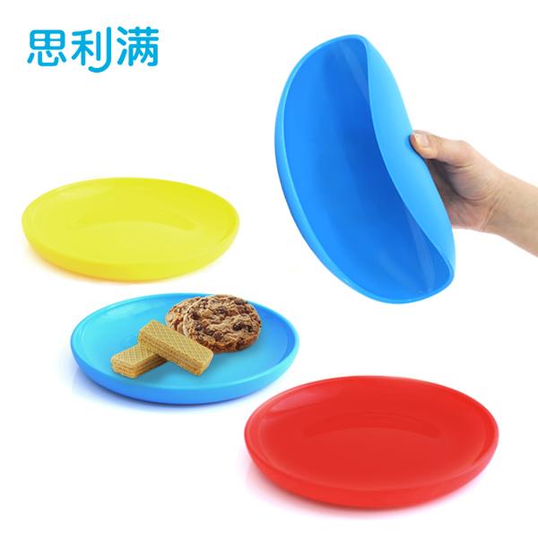 硅胶儿童盘子 WSB203