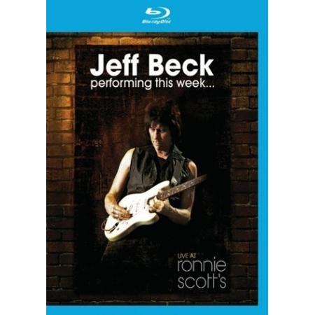 杰夫·贝克(Jeff Beck),本周表演