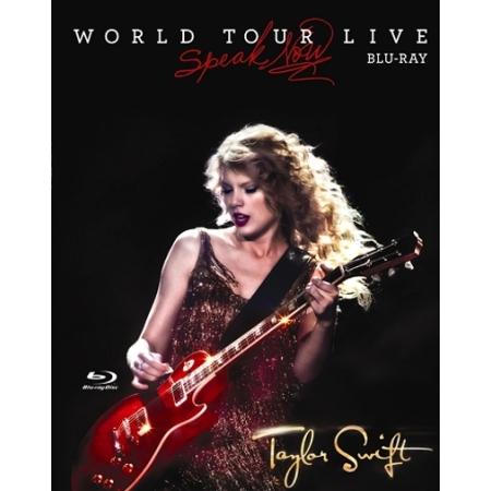 泰勒·斯威夫特-斯佩克NOW WORLD TOUR LIVE(1 DISC)