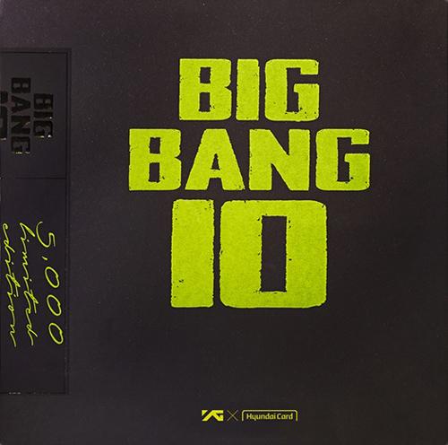 BIGBANG- [BIGBANG10乙烯基LP:限量版]