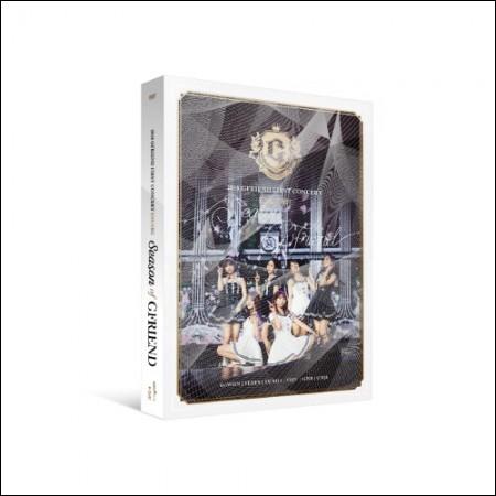 GFRIEND- [2018 GFRIEND第一演唱会(GFRIEND的季节)ENCORE] DVD