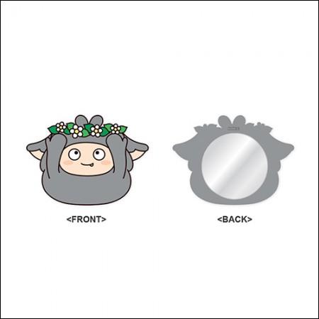 MON.G(Monji)-官方商品/手镜(手镜)