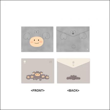 MON.G(Monji)-官方商品/文件信封(信封文件)