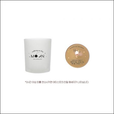 JUN. K(준케이) - [WALKING ON THE MOON] / MESSAGE CANDLE(메세지 캔들)