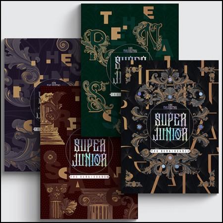 슈퍼주니어(Super Junior) - 정규 10집 [The Renaissance] (The Renaissance Style)