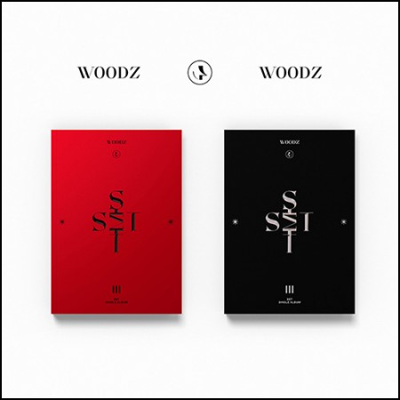 [세트] 조승연 (WOODZ) - SINGLE ALBUM [SET] (SET1.ver, SET2.ver)