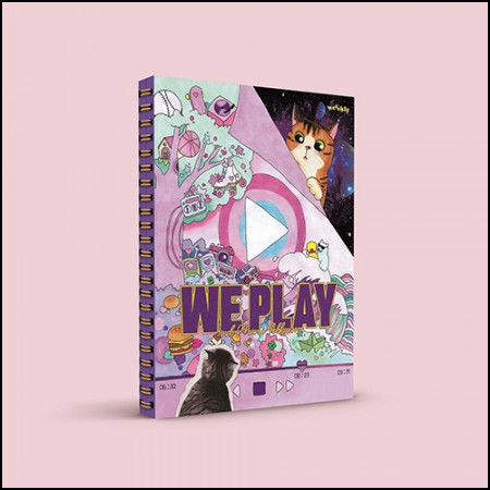 위클리 (Weeekly) - 3rd Mini Album [We play] UP ver.