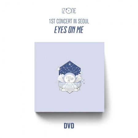 아이즈원 - 1ST CONCERT IN SEOUL [EYES ON ME] DVD