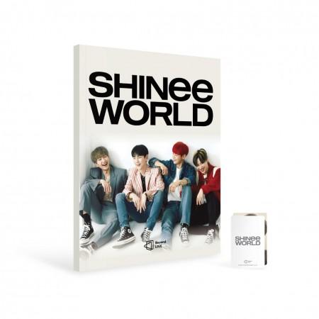 [반품환불불가] 샤이니 - BEYOND LIVE BROCHURE - SHINEE : SHINEE WORLD