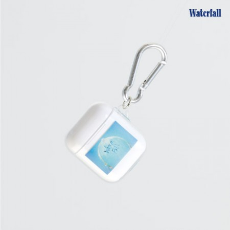 B.I [Waterfall] OFFICIAL MD 에어팟 케이스 AirPods Case