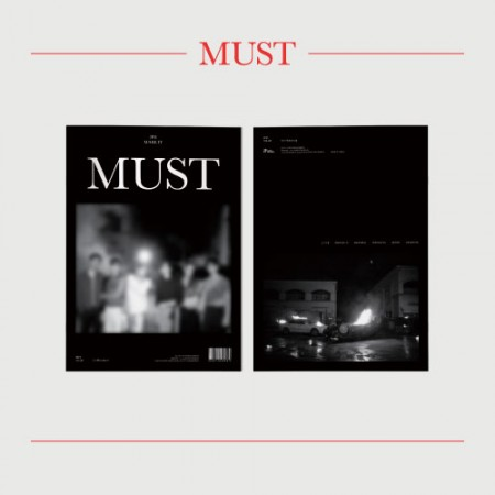 2PM [MUST] OFFICIAL MD 포토북 Photobook