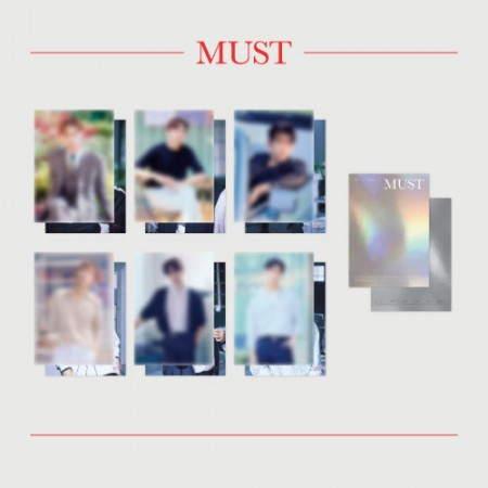 2PM [MUST] OFFICIAL MD 스페셜 포스터 세트 Special Poster Set
