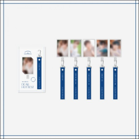 2PM [Dear. HOTTEST] OFFICIAL MD 폰 태그 홀더 PHONE TAG HOLDER