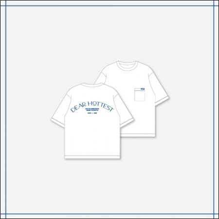 2PM [Dear. HOTTEST] OFFICIAL MD 티셔츠 T-SHIRT