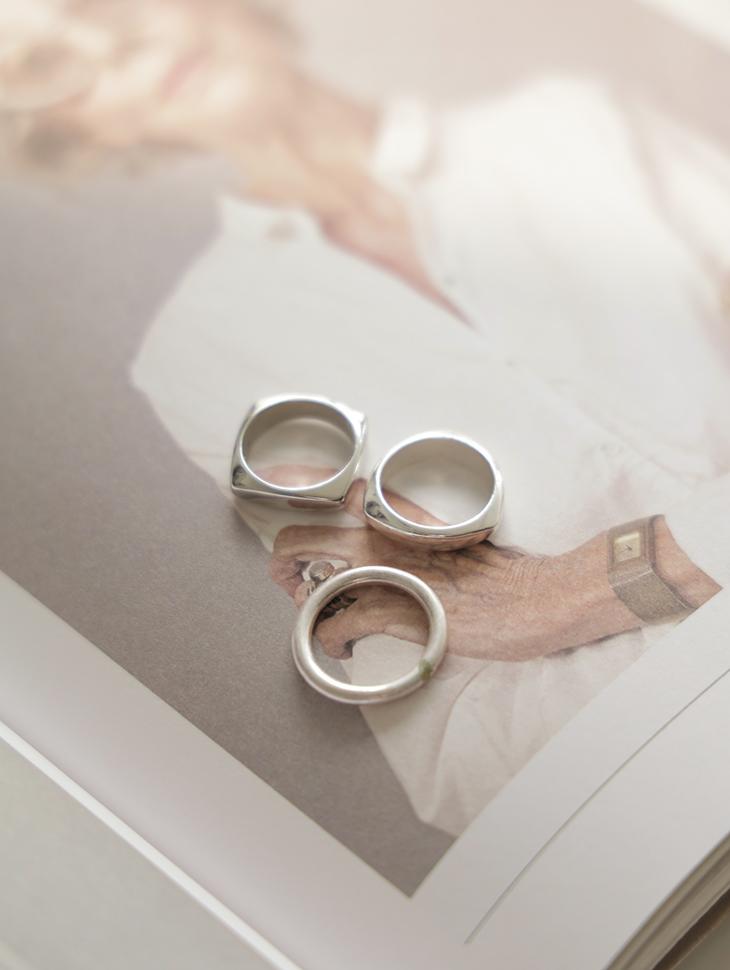 AJ-4592 戒指 (3件组合)
