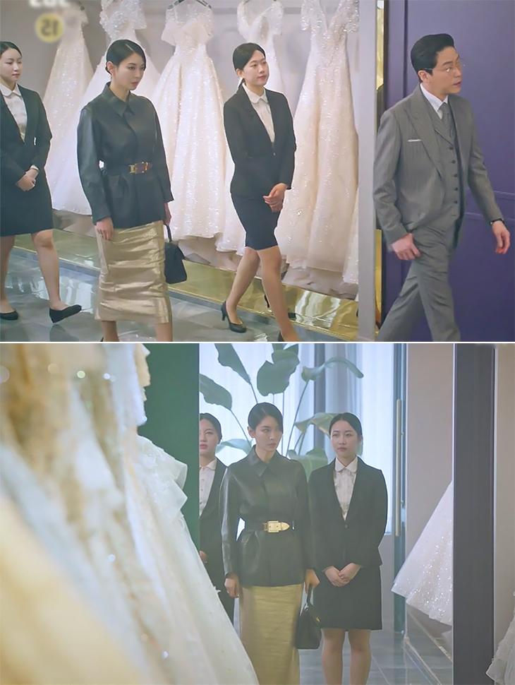 DINT CELEB<br><br>  <b>SBS'Penthouse 2'</b><br> Kim So-yeon<br><br> SK9088