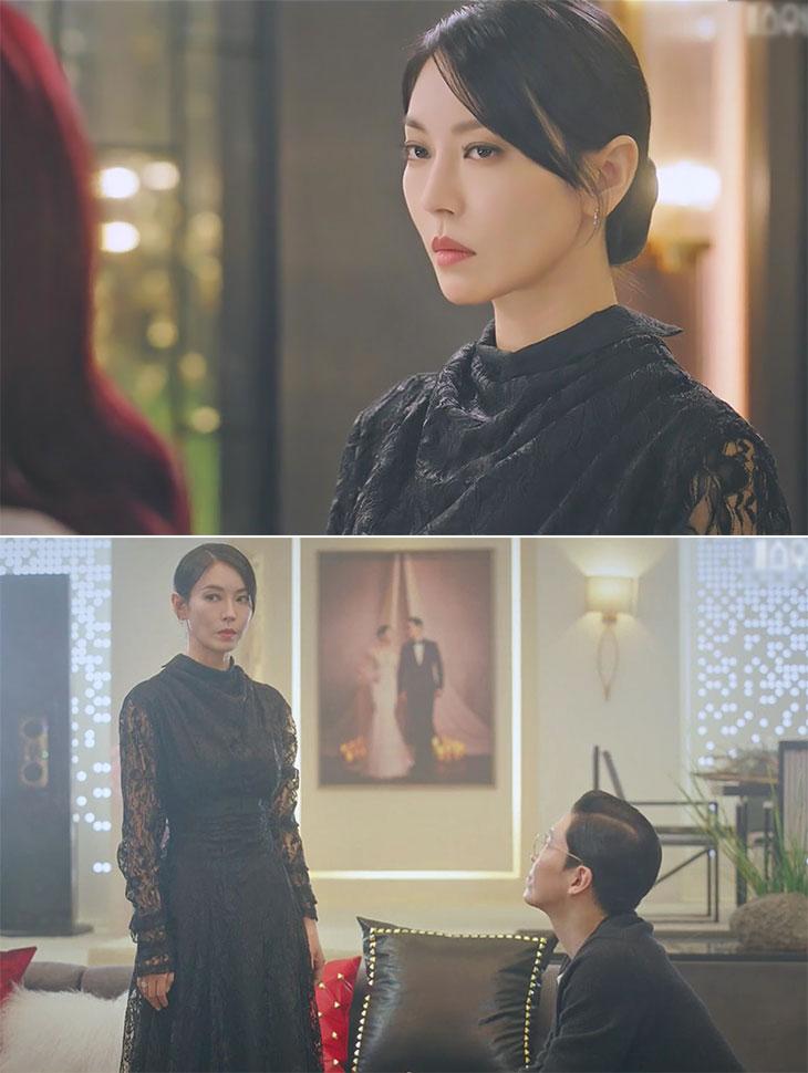DINT CELEB<br><br> <b>SBS'Penthouse 2'</b><br> Kim So-yeon<br><br> D9212