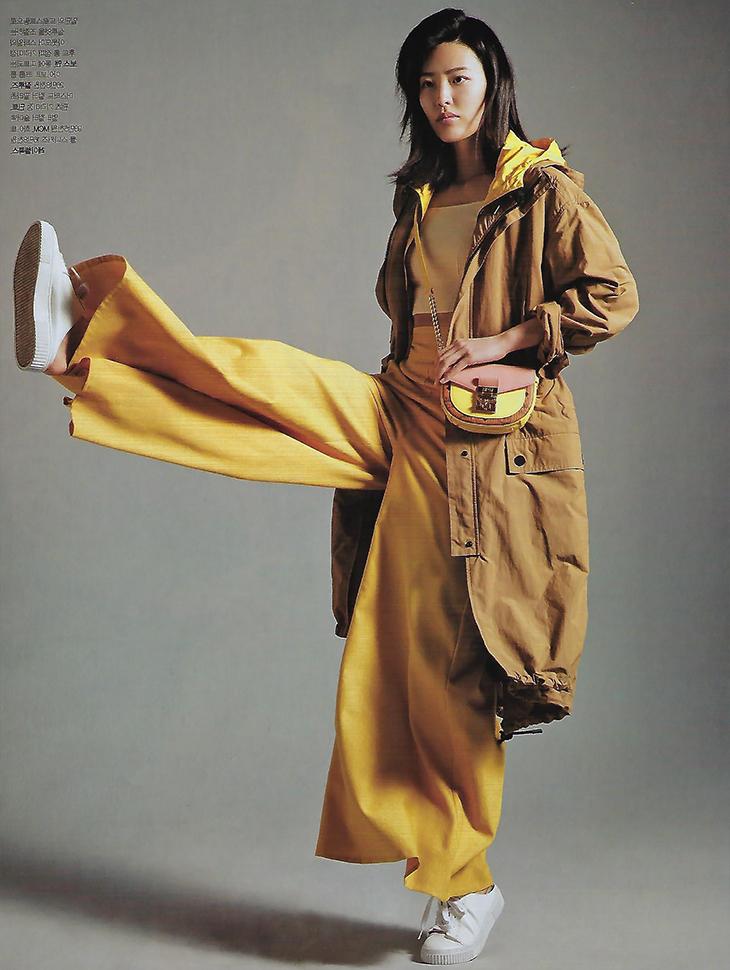 DINT CELEB<br><br <b>Women's Sense April</b><br> Fashion model<br><br> P9076