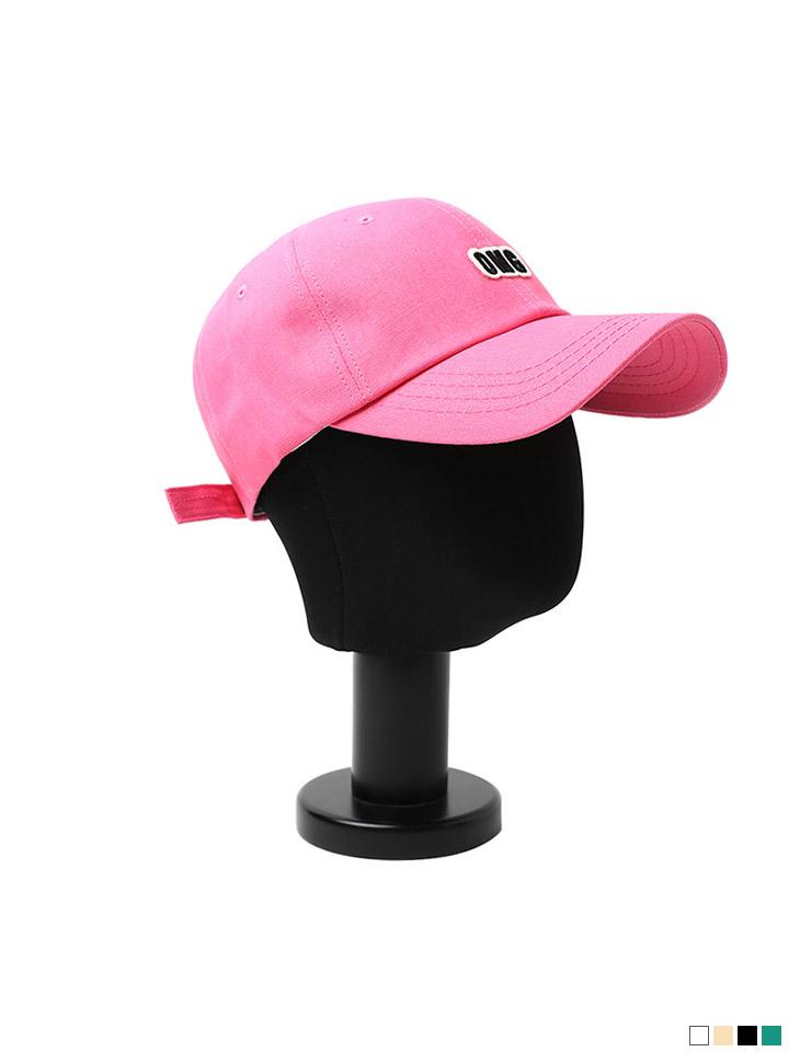 AC-655 字母补丁帽