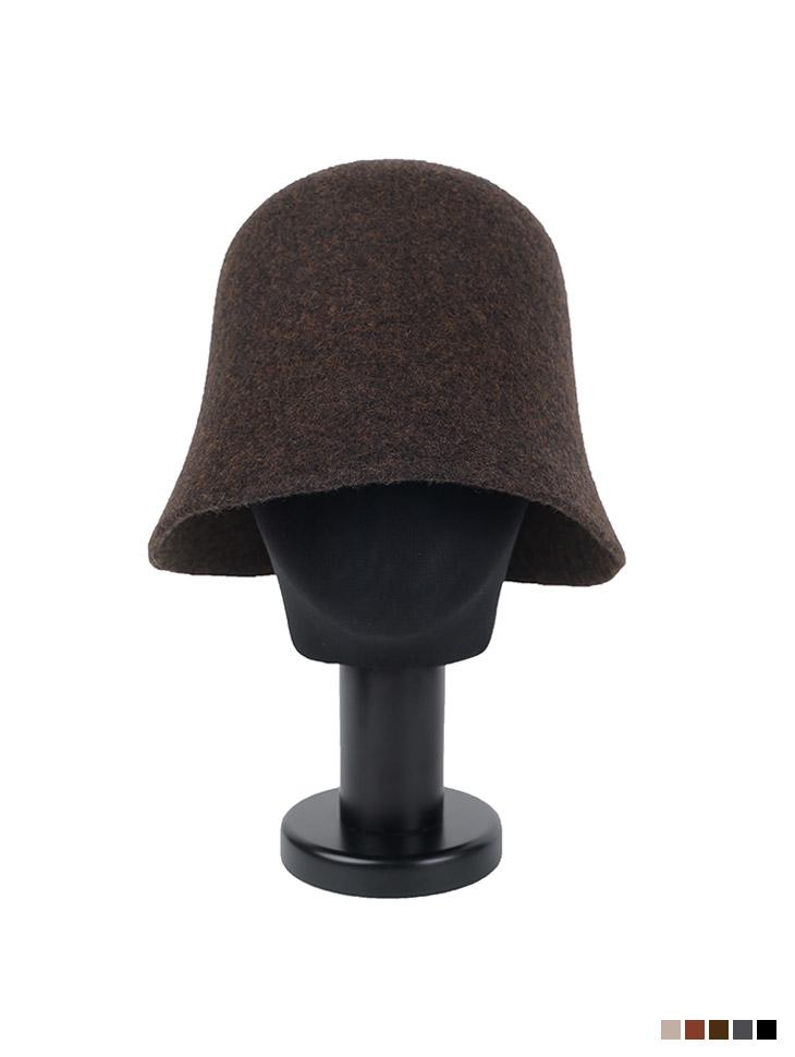 AC-691 简约羊毛渔夫帽