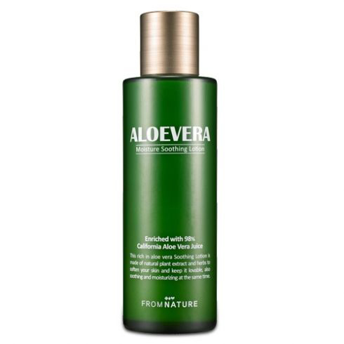 Aloevera Moisture Soothing Lotion 125ml
