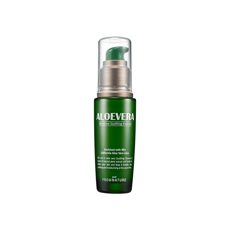 Aloevera Moisture Soothing Essence 50ml