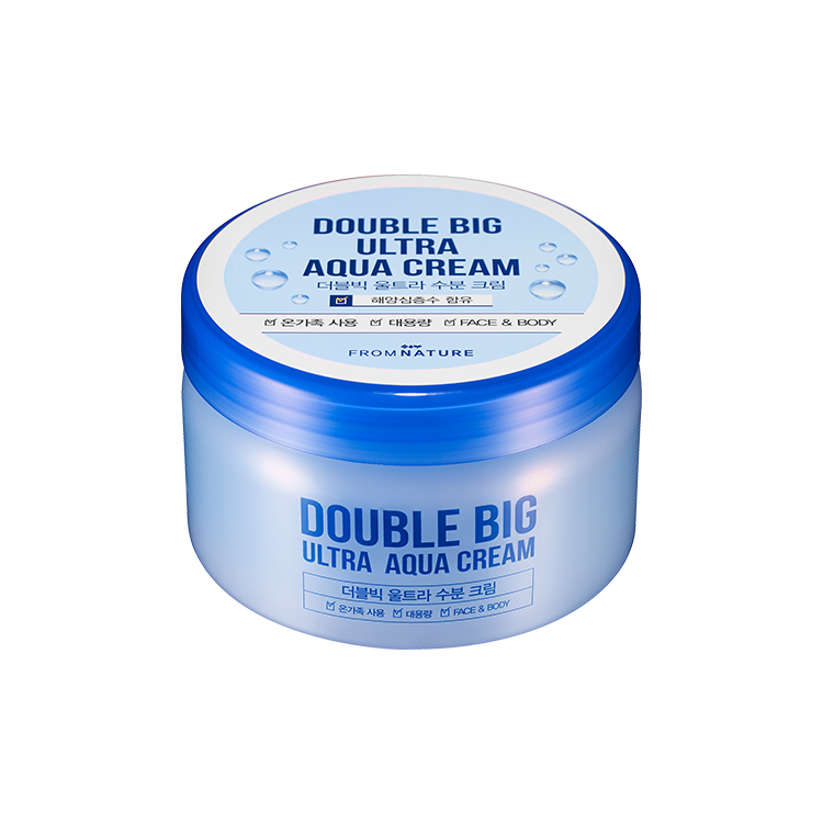 Double Big Ultra Aqua Cream 500ml