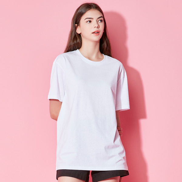 All Day Short Sleeves T-shirt White