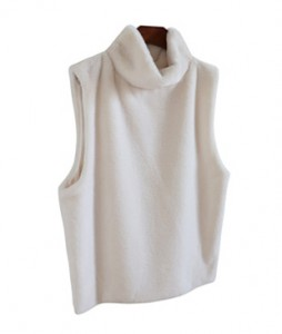 <br> Fake Fur Paula Vest <br><br>