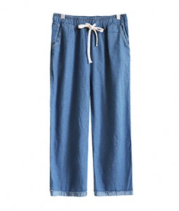 <br> Denny Straight Tong Banding Part 9 Pants <br><br>
