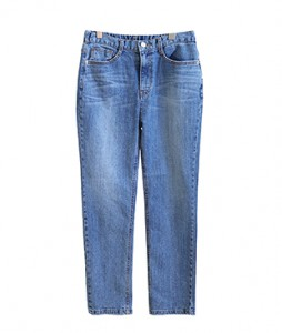 <br> 쫀쫀 Span Baggy Denim Pants <br> [restock]