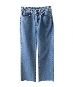 <br> F / W Chase Straight Denim Tong Pants <br><br>
