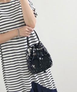 <br> Spangle Flip flops Bag <br><br>
