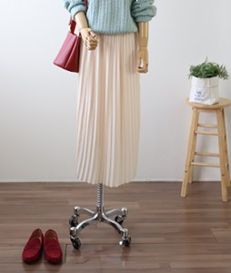 <br> Lina Pleats Skirt <br><br>