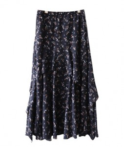 <br> Flower cancan skirt <br><br>