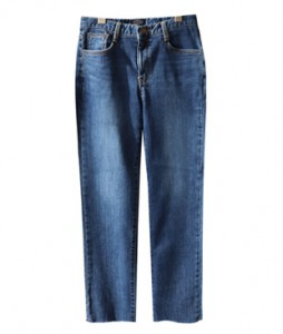 <br> Color Pretty Denim Straight Pants <br><br>