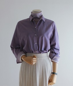 Rosemary collar shirt<br>